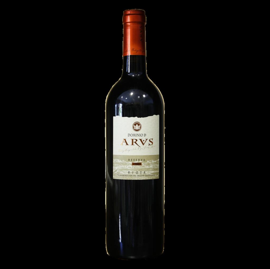 Vino Reserva, dominio de ARVS.